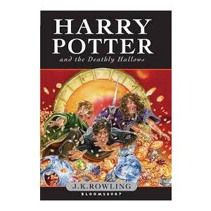 Harry Potter And The Deathly Hallows. Children's Edition
