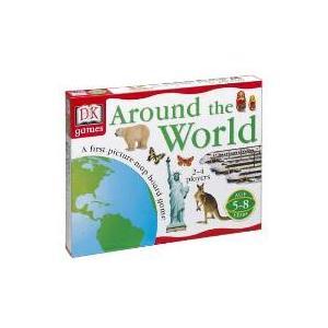 Around the World   Gra Planszowa