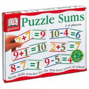 Puzzle Sums   Gra Planszowa