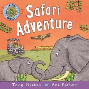 Amazing Animals. Safari Adventure