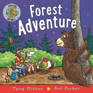 Amazing Animals. Forest Adventure