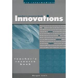 Innovations Pre-Intermediate   Teacher's Resource Book