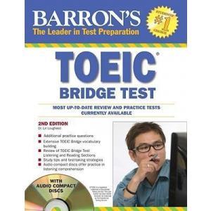 Barron's TOEIC Bridge Test with Audio CDs : Test of English for International Communication