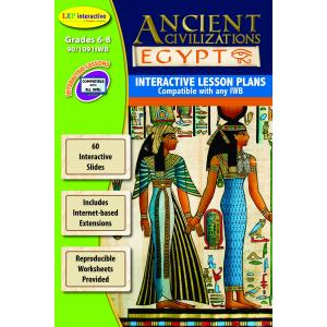 Ancient Civilizations Egypt. Ready-To-Use Digital Lesson Plans