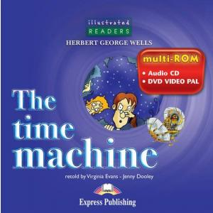 EP Illustrated Readers: Time Machine Multi-ROM