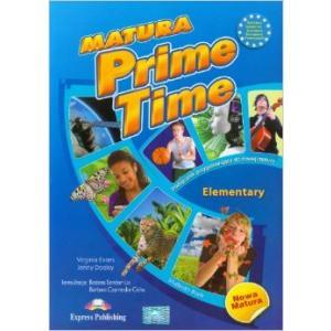 Matura Prime Time Elementary. Podręcznik + E-book