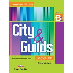 City & Guilds Practice Tests Communicator B2. Podręcznik
