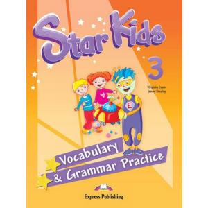 Star Kids 3 Vocabulary & Grammar Practice