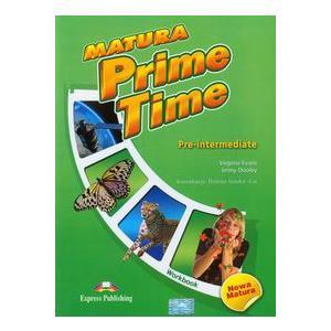Matura Prime Time Pre-Intermediate. Ćwiczenia