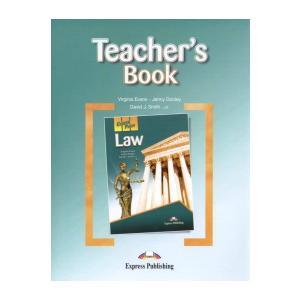 Law. Career Paths. Książka Nauczyciela