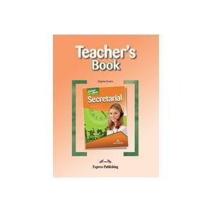 Secretarial. Career Paths. Książka Nauczyciela