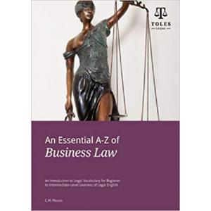 An Essential A-Z of Business Law. 3rd Edition