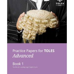 Practice Papers for TOLES Advanced Book 1