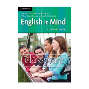 English in Mind Exam Ed NEW 2 Classware