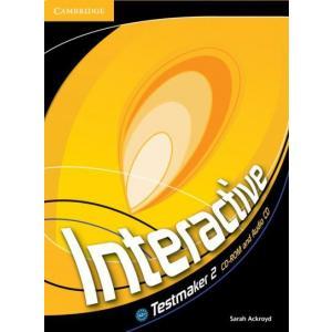 Interactive 2.   Testmaker CD