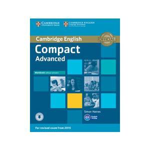 Compact Advanced. Ćwiczenia bez Klucza + Audio Online