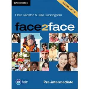 Face2Face Pre-Intermediate. CD do Podręcznika