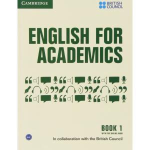 English for Academics 1. Książka + Audio Online