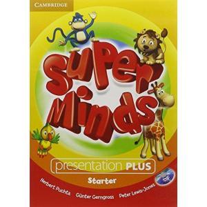 Super Minds Starter. Presentation Plus DVD-ROM
