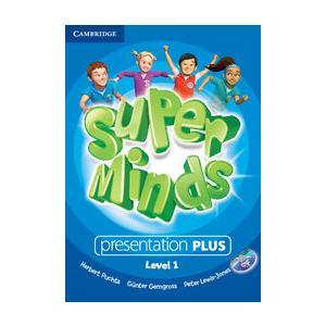 Super Minds 1. Presentation Plus DVD-ROM