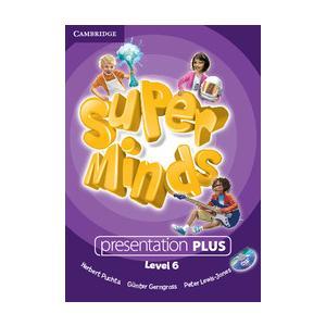 Super Minds 6. Presentation Plus DVD-ROM