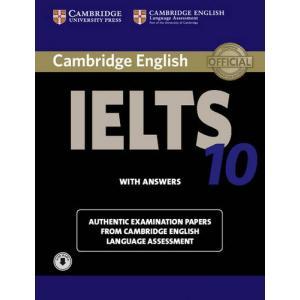 Cambridge IELTS 10. Podręcznik z Kluczem + Audio