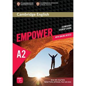 Empower Elementary. Podręcznik + Online Assessment and Practice + Ćwiczenia Online