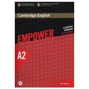 Empower Elementary. Ćwiczenia z Odpowiedziami   + Downloadable Audio