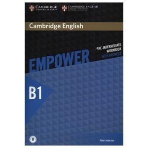 Empower Pre-Intermediate. Ćwiczenia z Odpowiedziami + Downloadable Audio