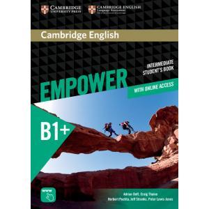 Empower Intermediate. Podręcznik + Online Assessment and Practice + Ćwiczenia Online