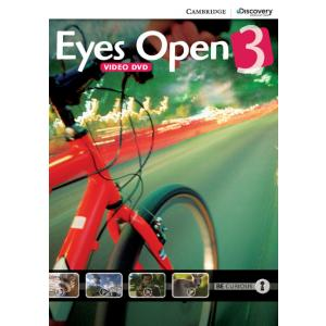 Eyes Open 3. Video DVD