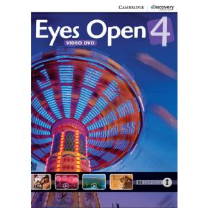 Eyes Open 4. Video DVD