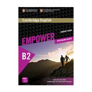 Empower Upper Intermediate. Podręcznik + Online Assessment and Practice + Ćwiczenia Online