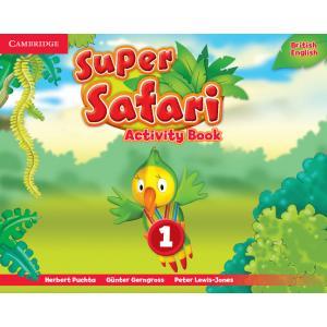 Super Safari 1. Ćwiczenia