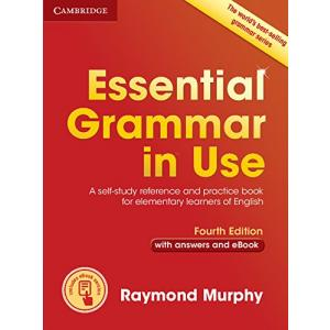 Essential Grammar in Use 4ed with Answers and Interactive eBook