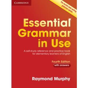Essential Grammar in Use 4 Edition. Podręcznik z Kluczem