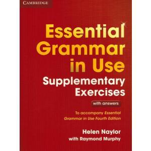 Essential Grammar in Use 4 Edition. Książka z Odpowiedziami