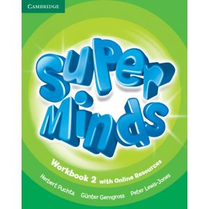 Super Minds 2. Ćwiczenia with Online Resources