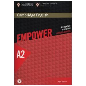 Empower Elementary. Ćwiczenia bez Odpowiedzi + Downloadable Audio