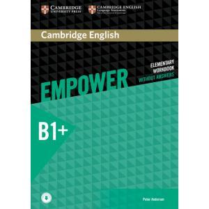 Empower Intermediate. Ćwiczenia bez Odpowiedzi + Downloadable Audio