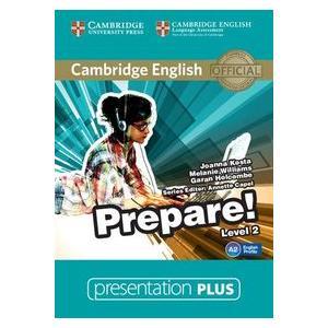 Prepare! Level 2. Presentation Plus DVD-ROM