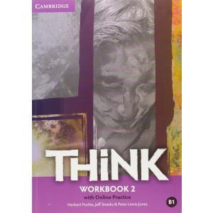 Think 2. Ćwiczenia + Online Practice