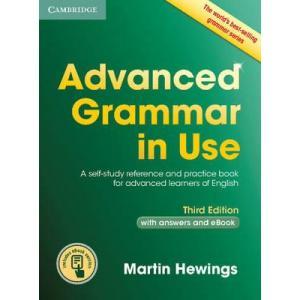 Advanced Grammar in Use 3Ed. Podręcznik z Kluczem + Interactive eBook