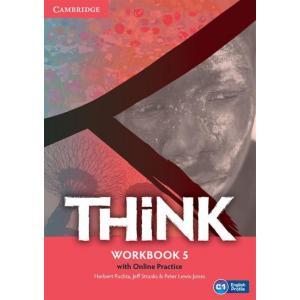 Think 5. Ćwiczenia + Online Practice