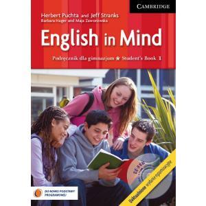English in Mind 1 Wydanie Egzaminacyjne. Podręcznik + CD