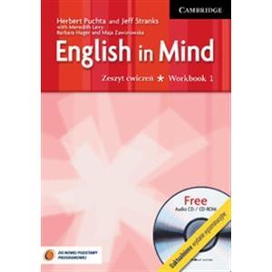 English in Mind 1 Wydanie Egzaminacyjne. Ćwiczenia + CD