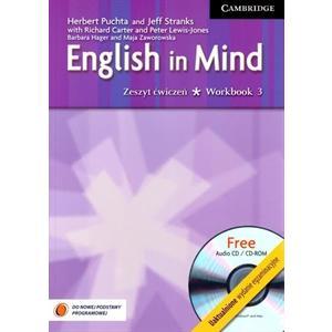 English in Mind 3 Wydanie Egzaminacyjne. Ćwiczenia + CD