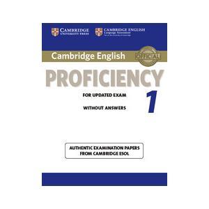 Cambridge English Proficiency 1. Podręcznik bez Klucza