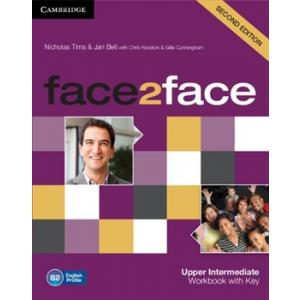 Face2Face Upper-Intermediate. Ćwiczenia z Kluczem