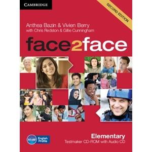 Face2Face Elementary Second Edition. Testmaker CD
